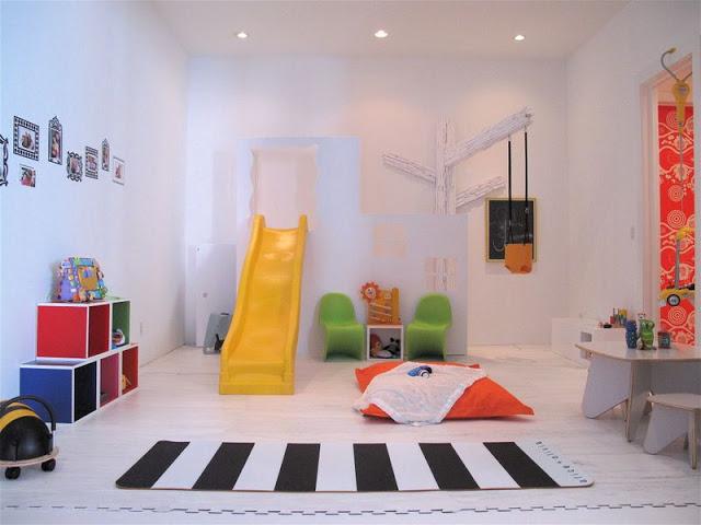 Игровая комната для детей своими руками