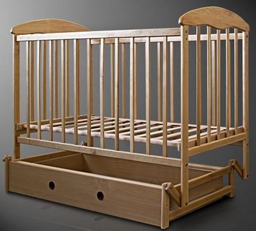 Кроватка детская своими руками фото чертежи