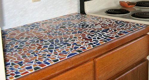 Плитка мозаика для кухни своими руками - Vdpo85.ru