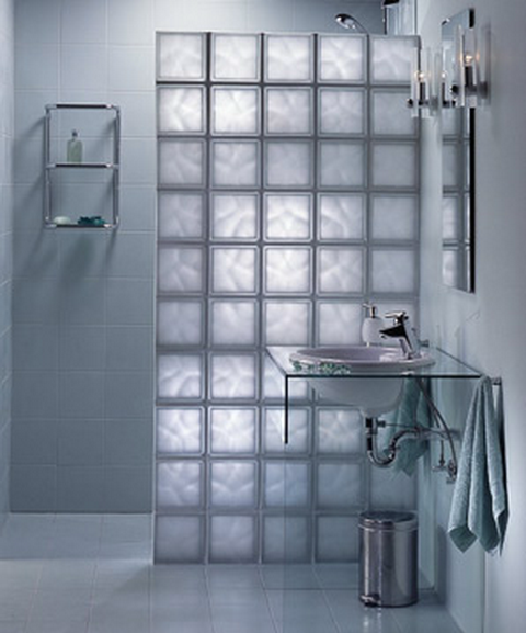 фото перегородки в ванной комнате