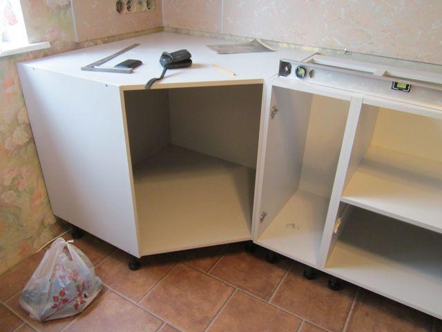 Сделать кухонную гарнитуру своими руками