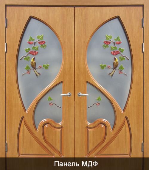 Как установить двойные межкомнатные двери своими руками
