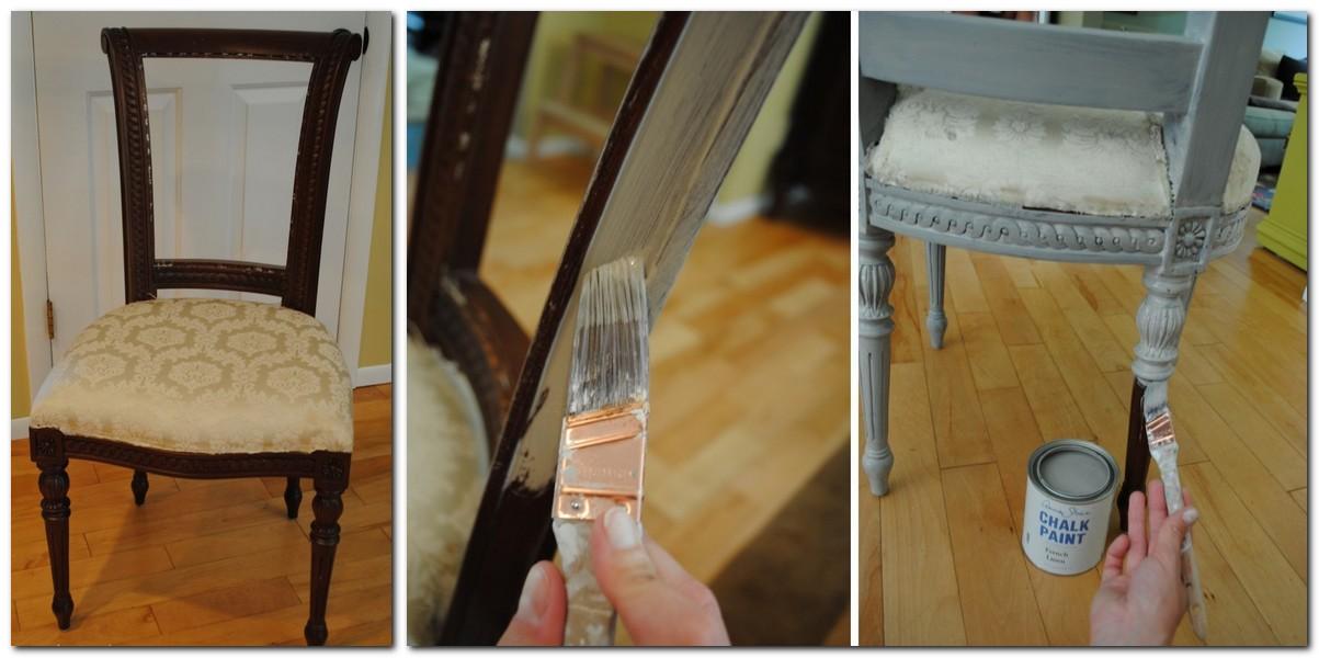 Как своими руками реставрировать деревянный стул
