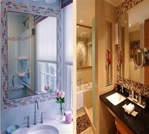 фото мозаика ванна