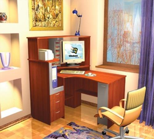 как сделать стол для компьютера своими руками информационный