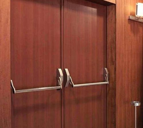 усиленные металлические двери в кассу