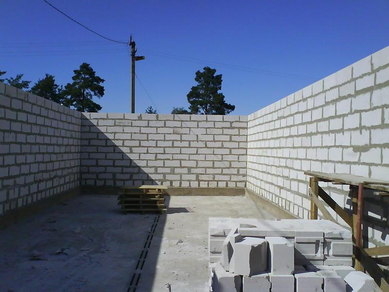 С чего начать строительство гаража своими руками