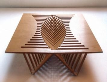 Раскладной столик своими руками видео фото 105