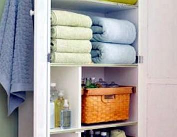 Как сделать шкаф в ванную 709