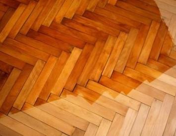 Циклевка деревянного пола своими руками фото 18