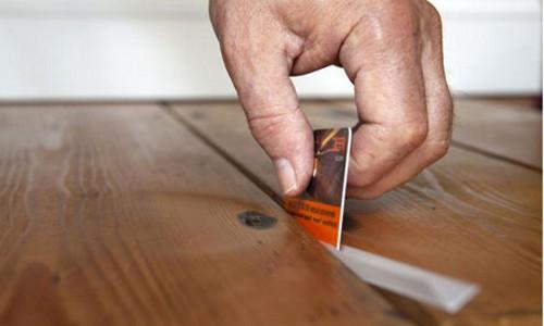 Устранение скрипа пола в квартире своими руками