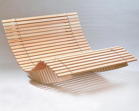 Кресла качалки из фанеры 49