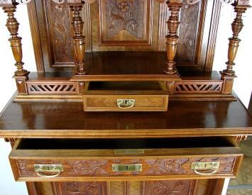 реставрация деревянной мебели своими руками как отреставрировать