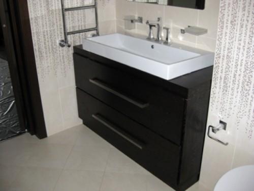 Шкафы под раковину в ванную своими руками 68
