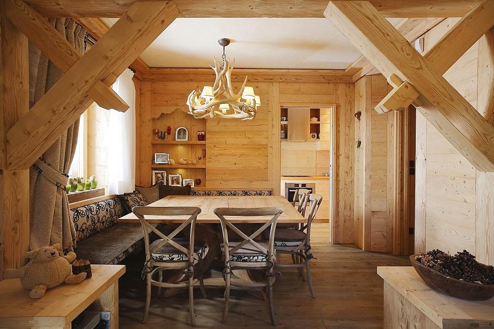 Деревянный дизайн