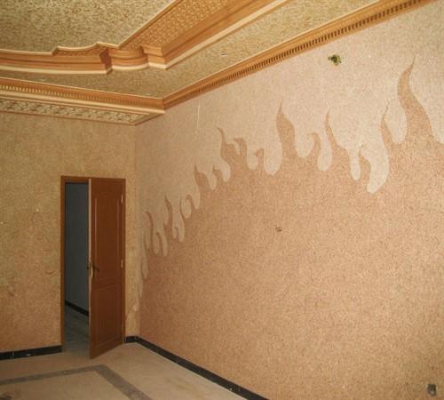 На потолке и стенах_500x450