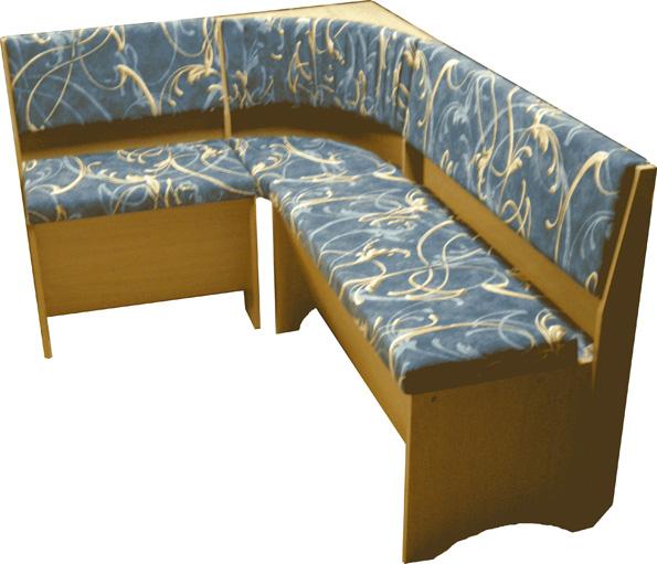 Кухонный угловой диван сделать своими руками