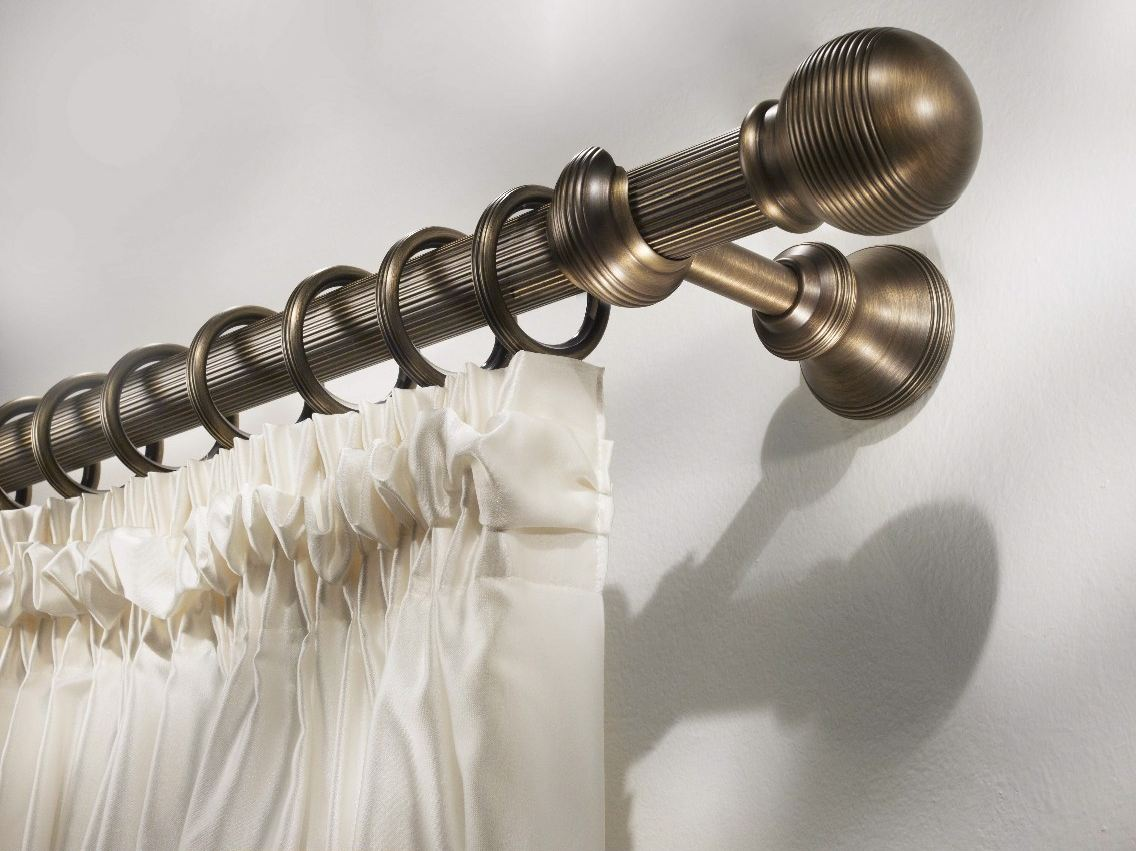 крепление карниза багет к стене кронштейнами инструкция