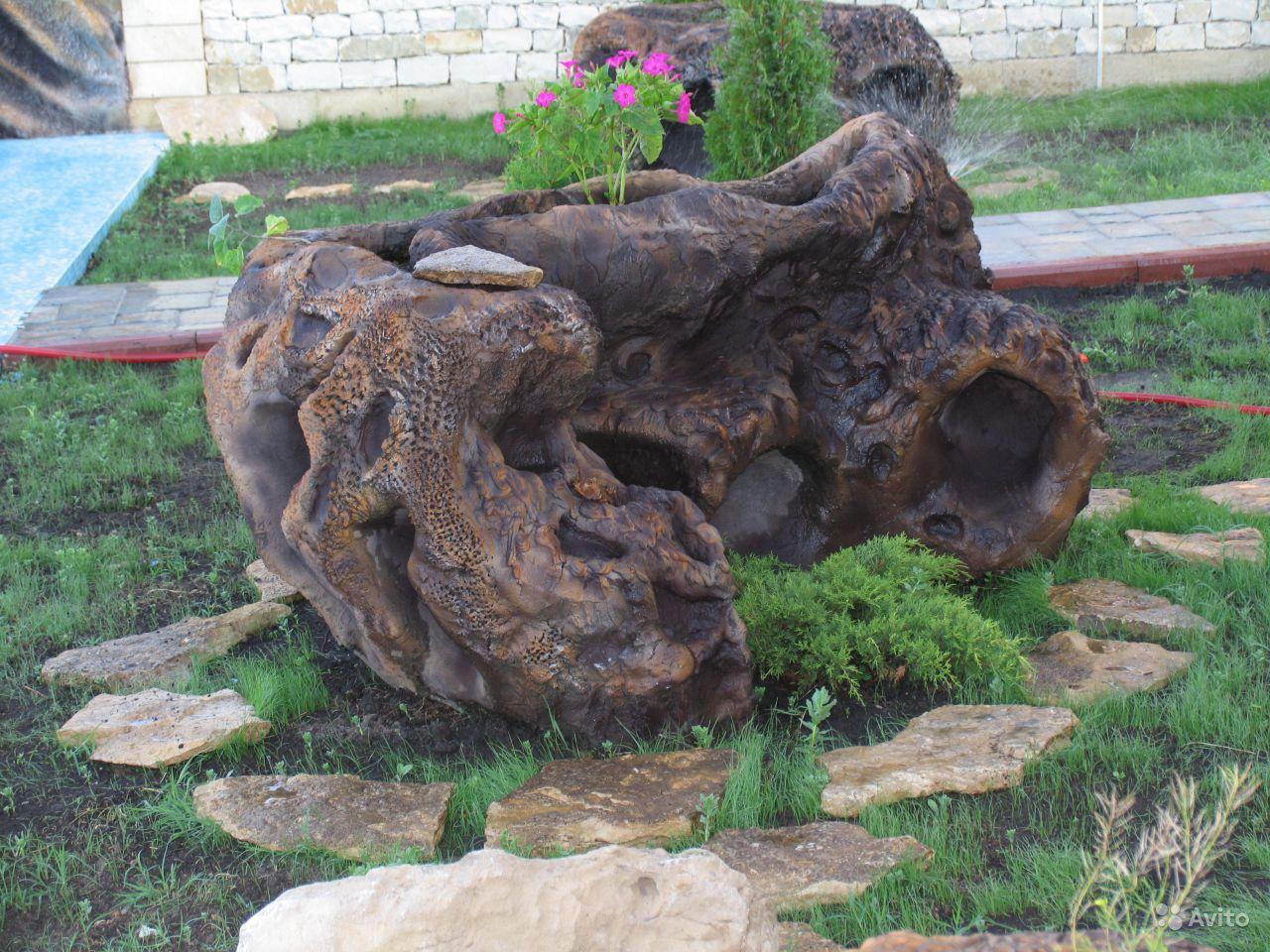 Камни из пены своими руками фото 21
