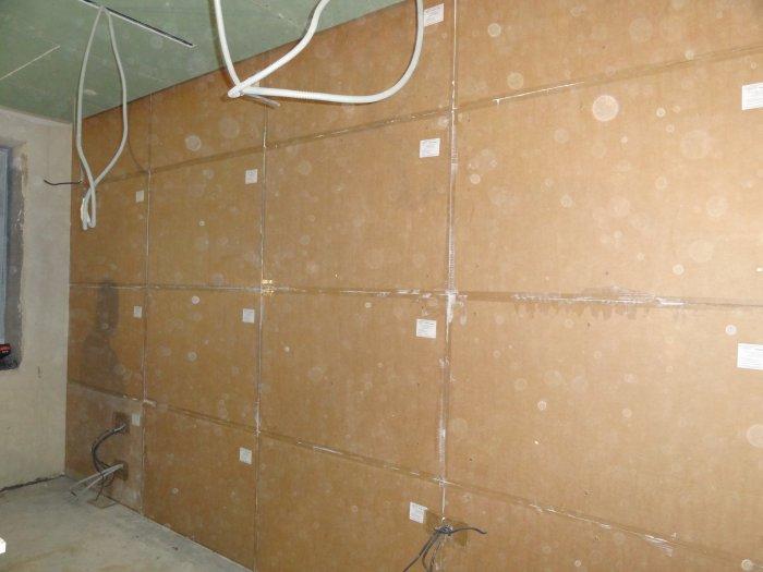 Шумоизоляция межкомнатных стен своими руками