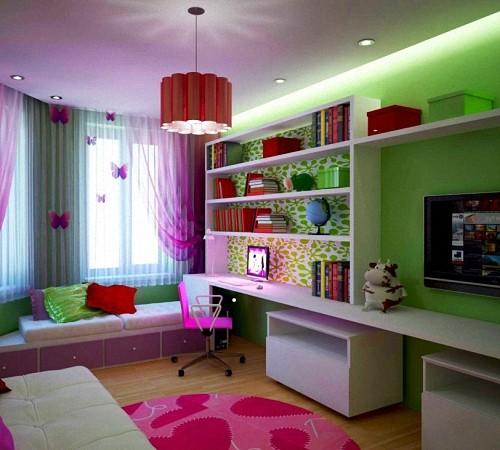Дизайн как совместить зал и комнату в одну