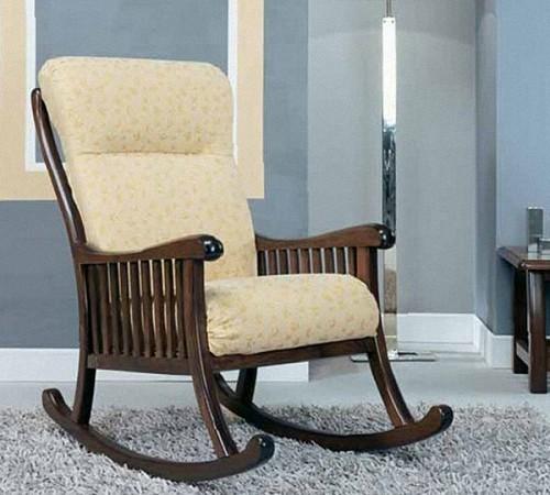 Кресло качалка из досок