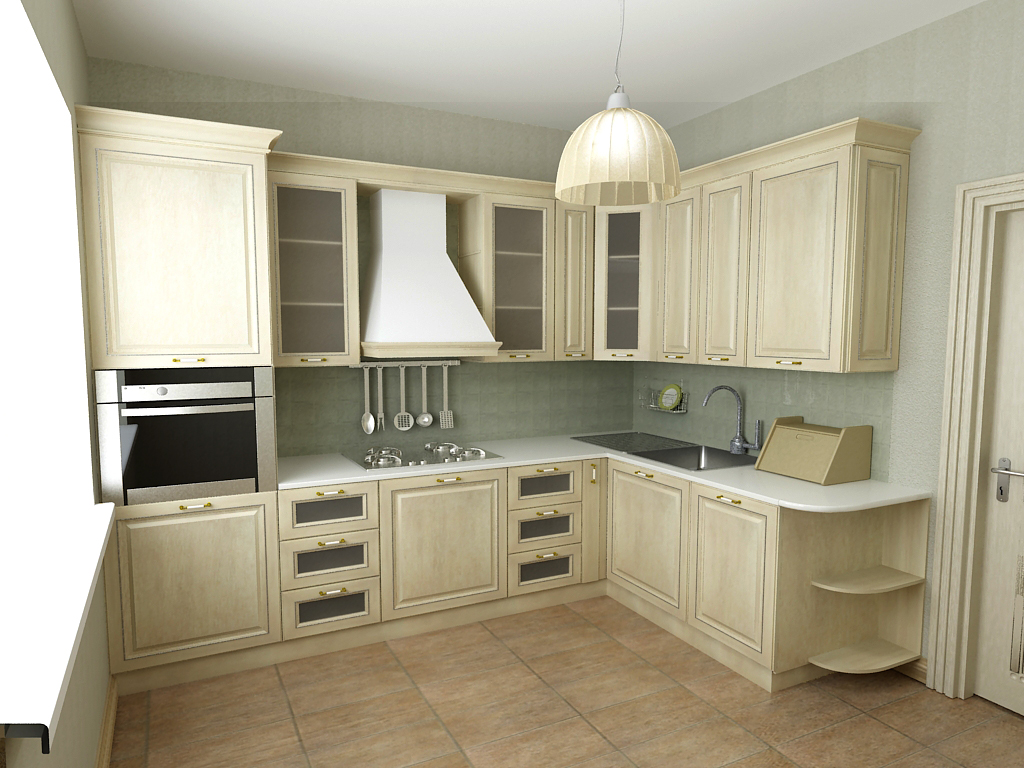 Монтаж угловой кухни своими руками фото 50