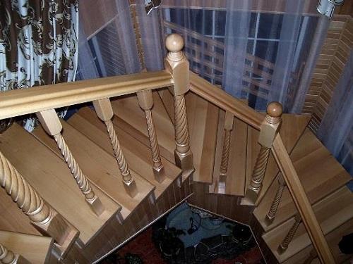 Как обшить лестницу своими руками фото 997