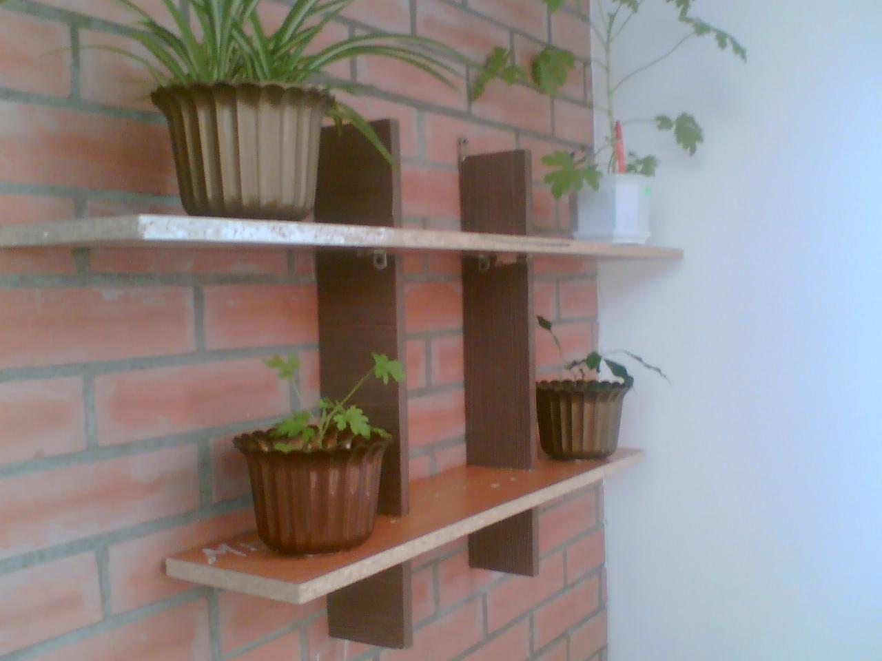 Полки для цветов своими руками из дсп на стену