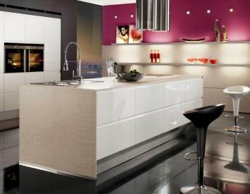кухня без верхних шкафов дизайн фото идеи дизайн кухни без