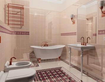 совмещенная ванная комната дизайн фото идеи интерьер маленькой