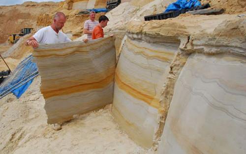 Технология изготовления гибкий камень своими руками