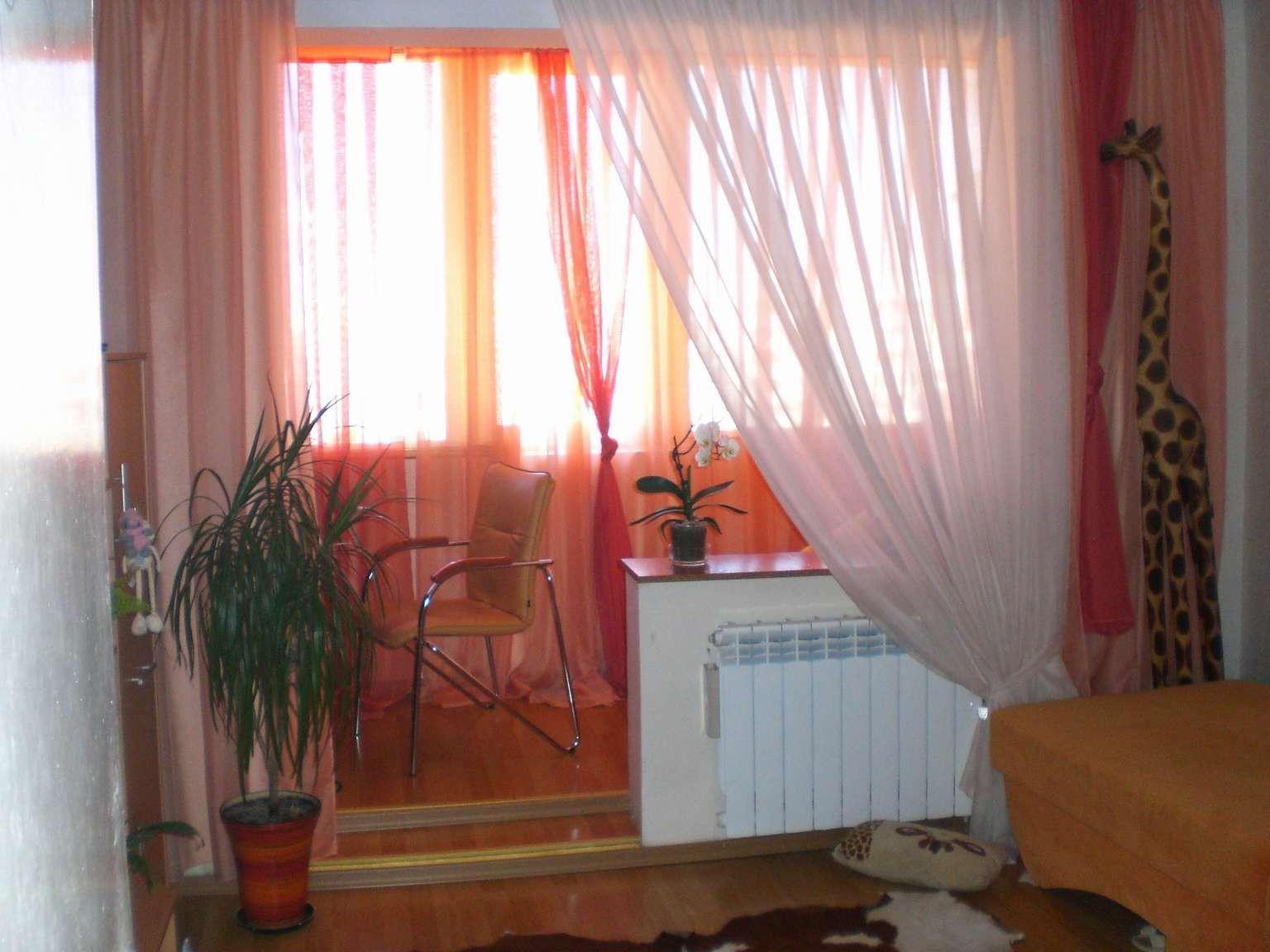 Продлить комнату на балкон фото..