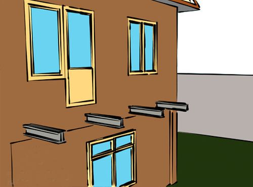 Строительство балкона своими руками в частном доме