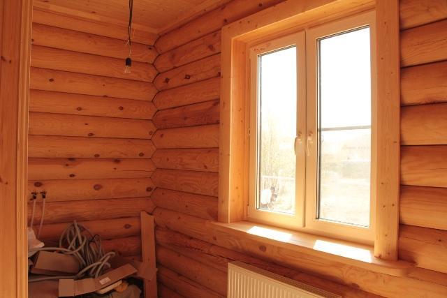 Деревянные евроокна в своем доме: особенности 35