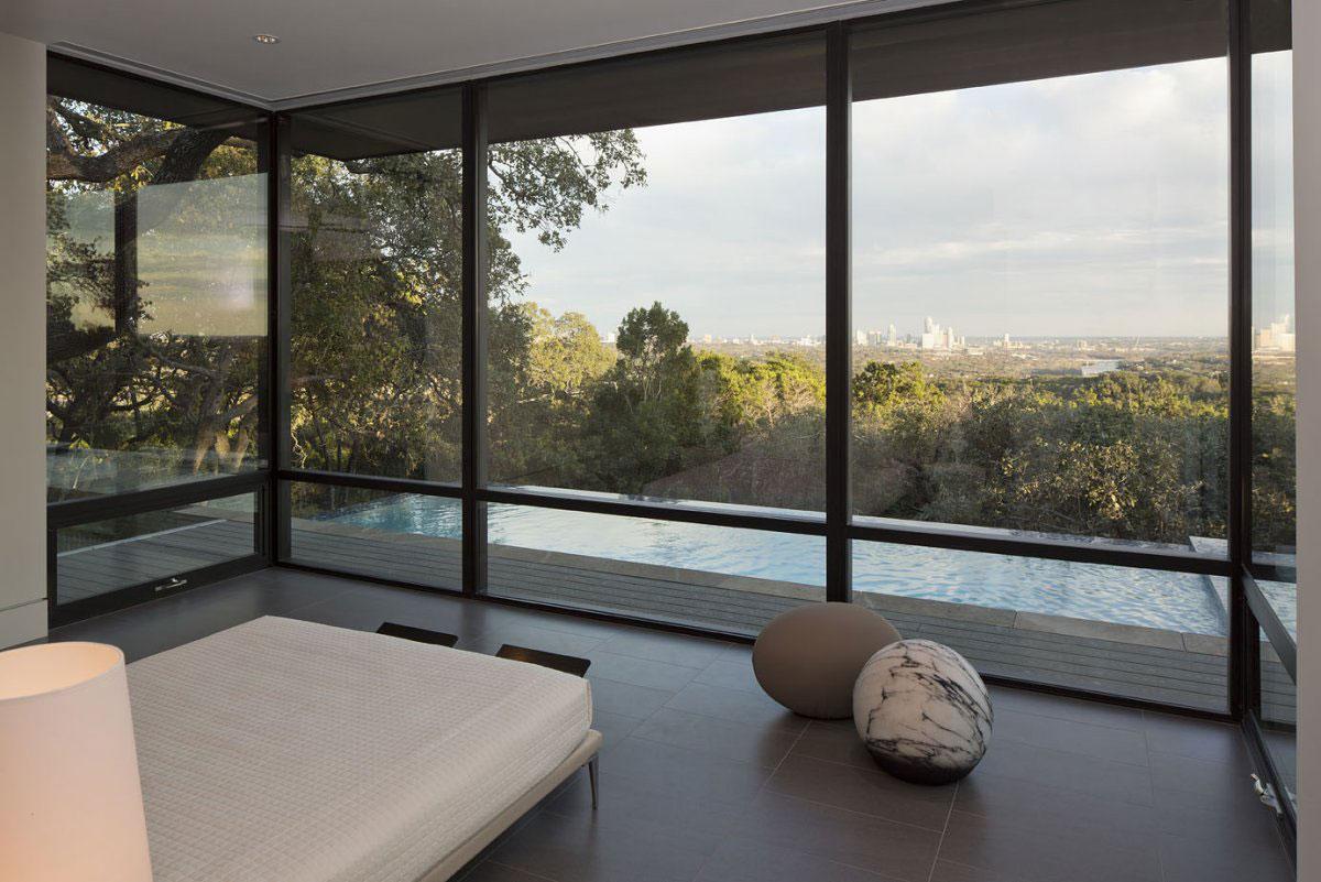 Как сделать панорамные окна в частном доме