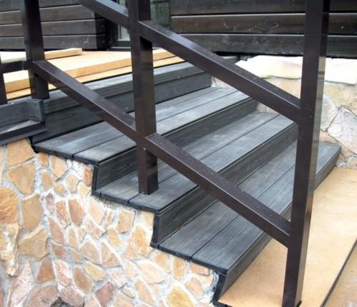Деревянные ступени для лестниц своими руками 95