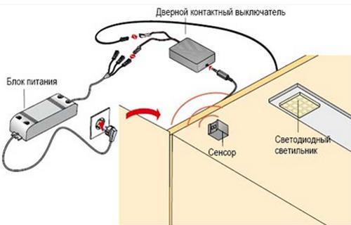 Как подключить светодиодную ленту самому 118