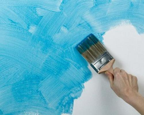 Декоративная покраска своими руками фото