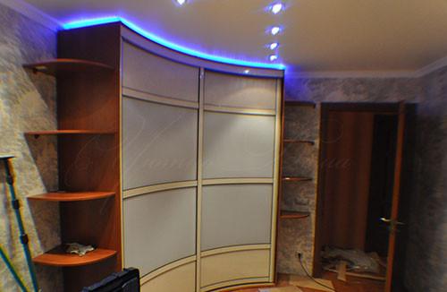 Светодиодная подсветка шкафа. делаем светодиодную подсветку .