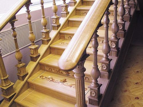 Столярные изделия — купить изделия из дерева в Москве по