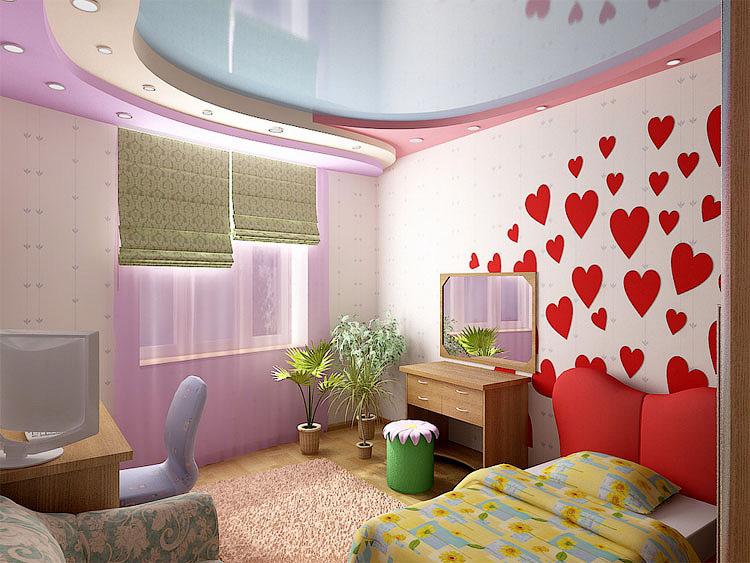 Как сделать комнату красивой своими руками