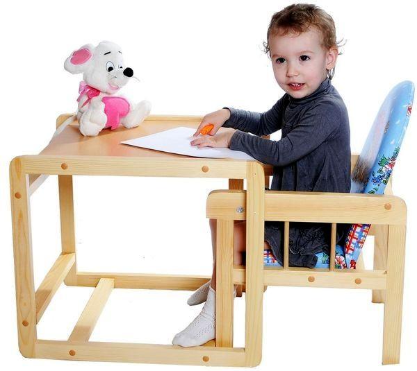 Как сделать своими руками столик для кормления малыша