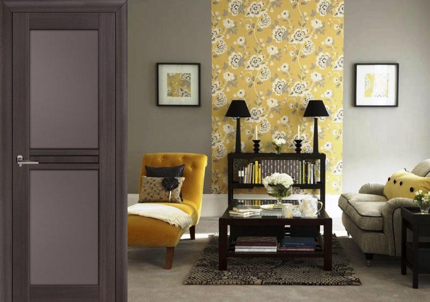 Сочетание цветов в интерьере с серыми обоями фото