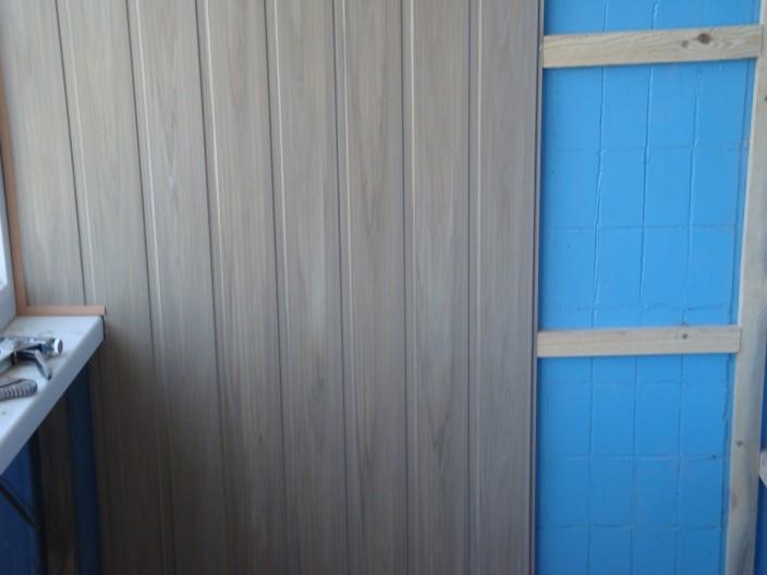 Обшить стены мдф панелями своими руками