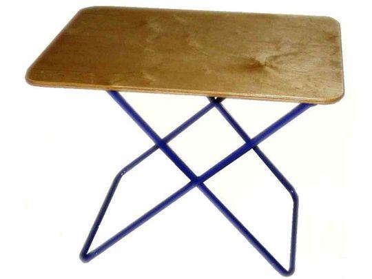 Сделать походный раскладной столик своими руками