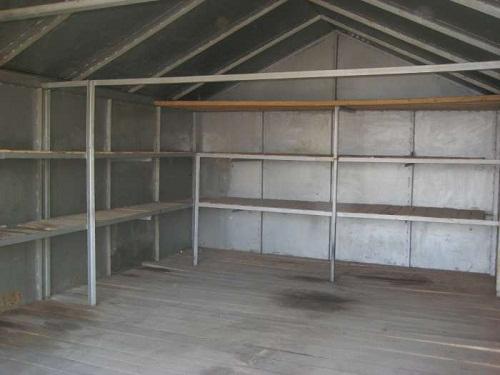 Строим каркасный гараж своими руками