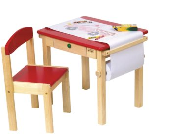 Как сделать столик в детский сад