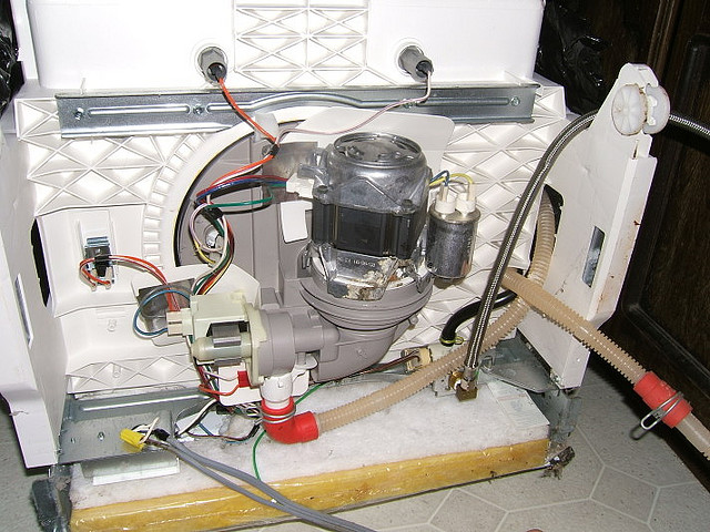 Посудомойка электролюкс ремонт своими руками