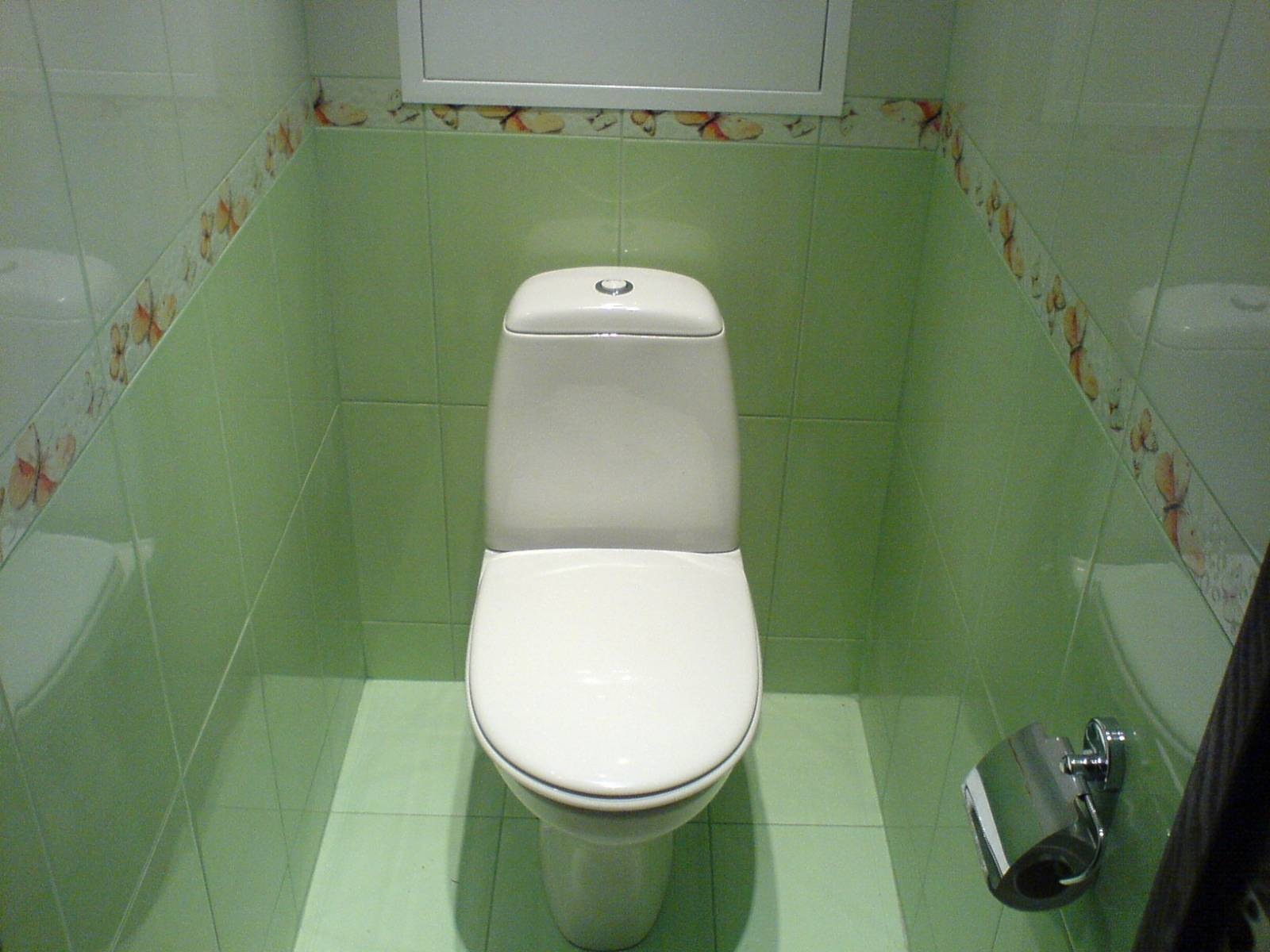 Бюджетный туалет своими руками